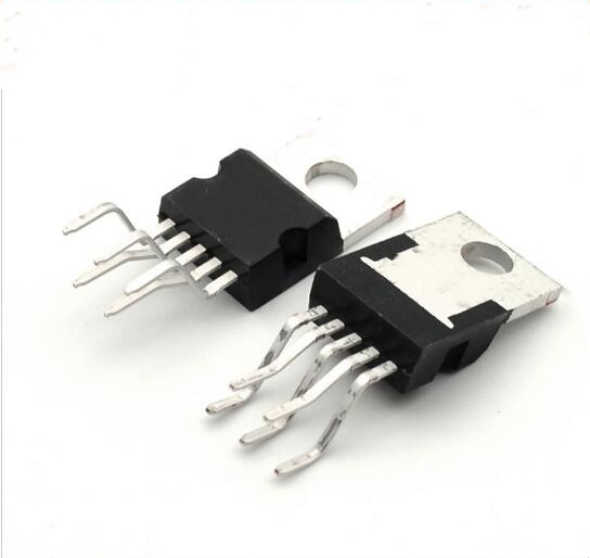 LM383T LM383 TO-220F-5 IC
